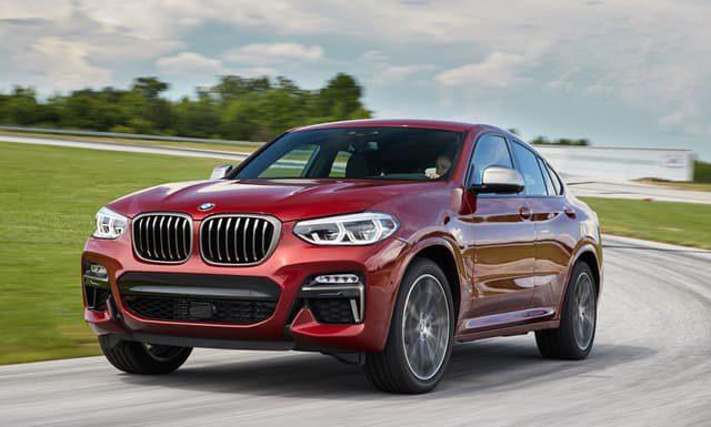 Đánh giá BMW X4