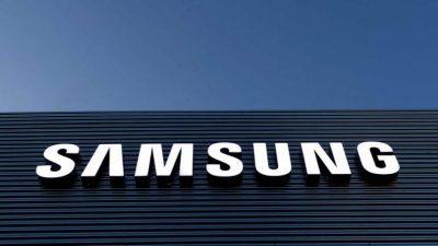 Samsung xin loi