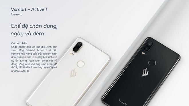điện thoại Vinsmart ra mắt