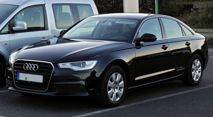 Triệu hồi Audi A6
