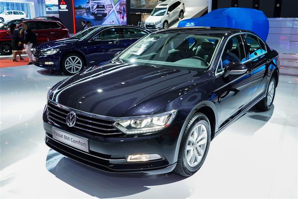 Volkswagen khuyến mãi