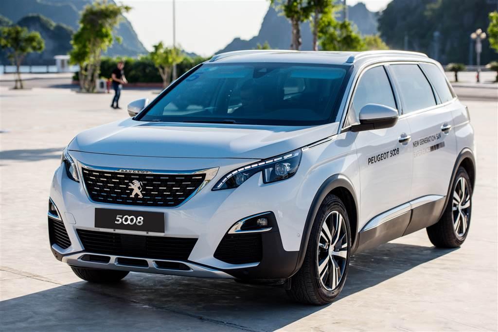 Peugeot dành ưu đãi