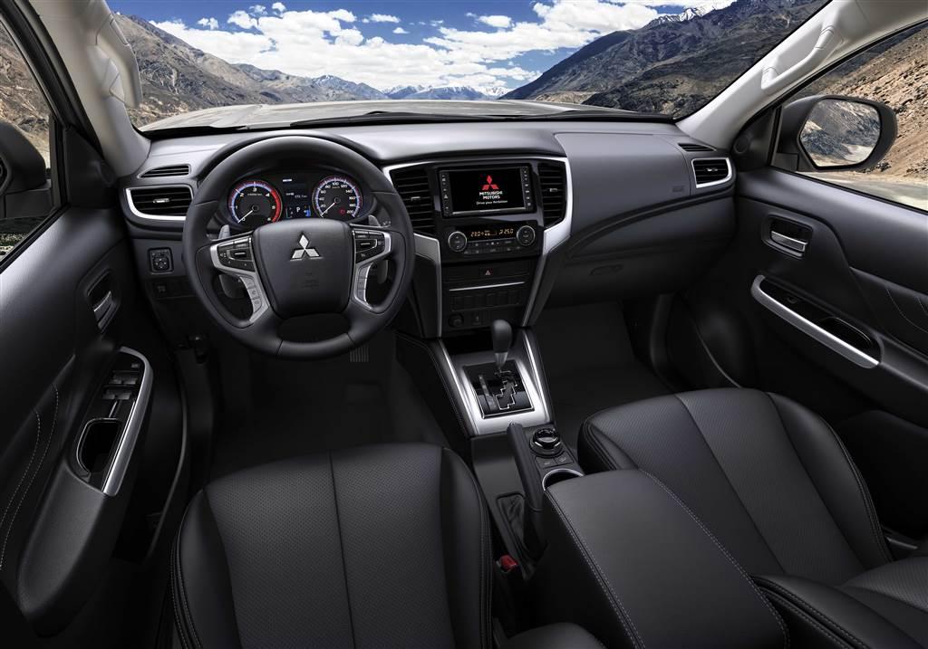 Ra mắt Mitsubishi Triton