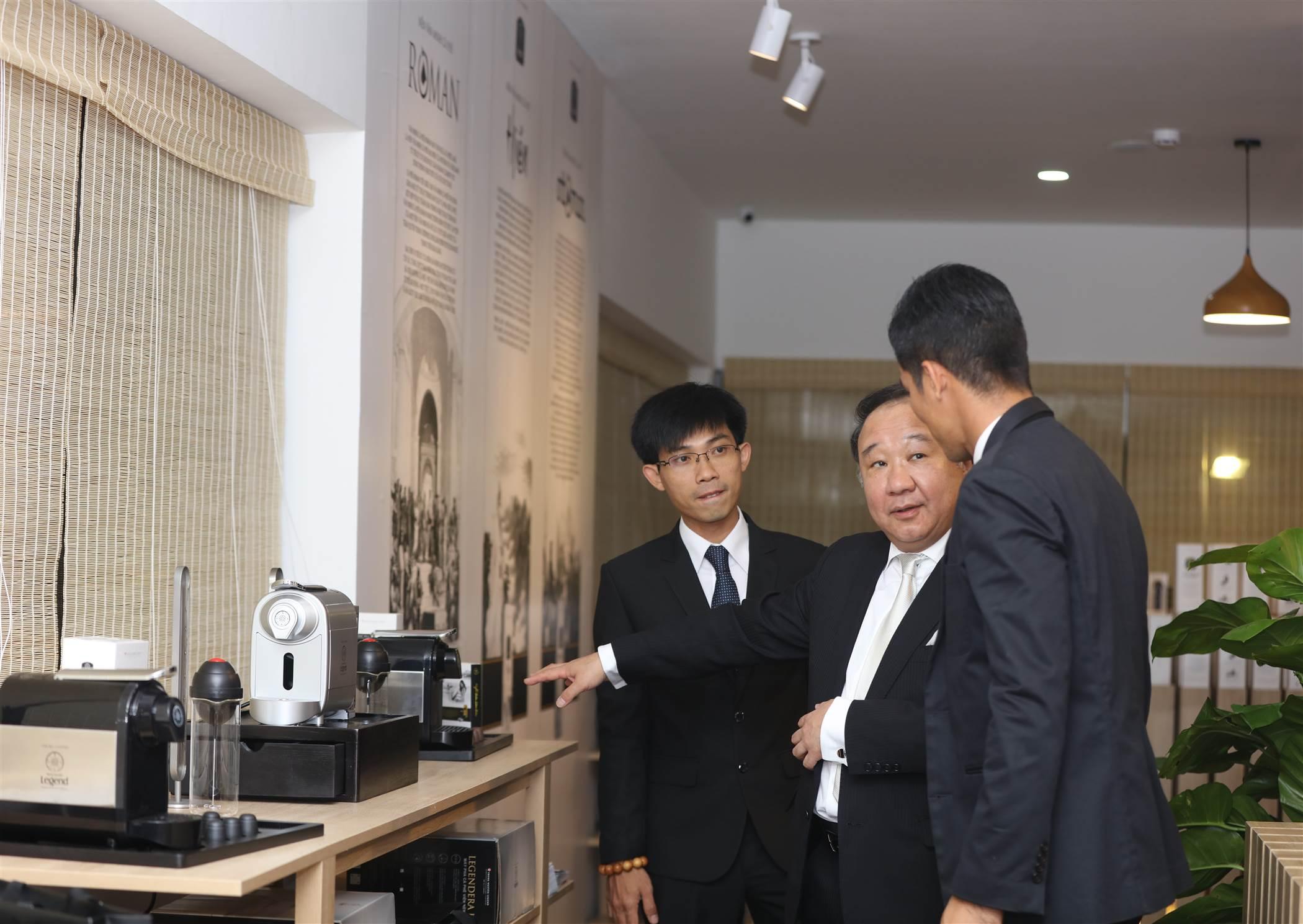 Cà phê viên nén Trung Nguyên Legend Capsule
