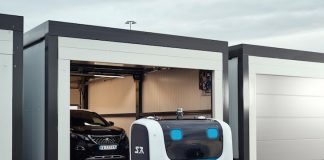 Robot sân bay