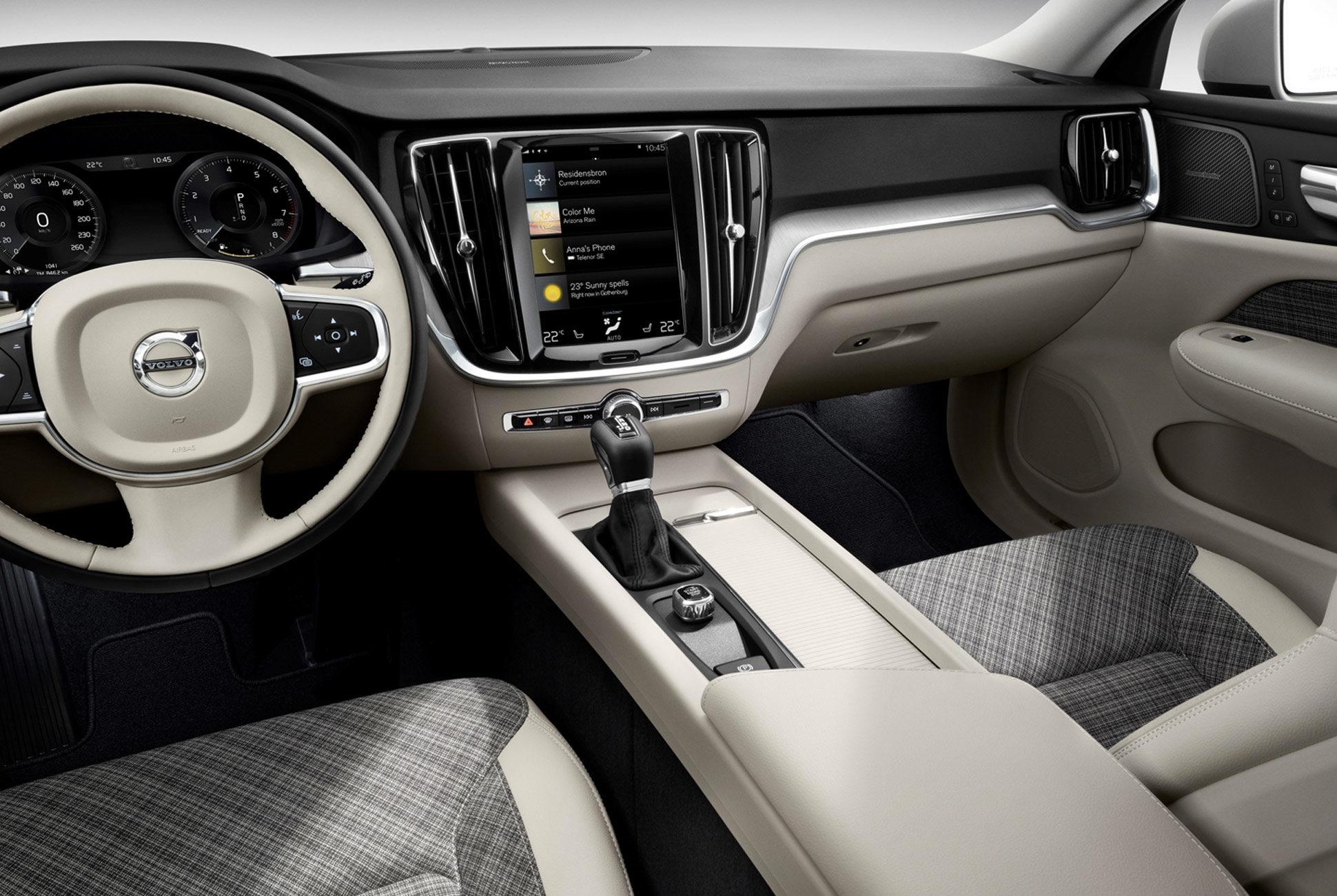 Volvo trang bị camera khoang ca bin