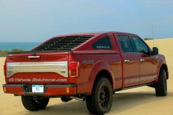 Ford F-150 độ Mustang Fastback (3)