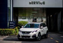 Peugeot hỗ trợ phương tiện cho khách