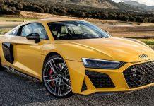 Động cơ Audi R8 V10