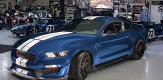 Mustang Shellby GT350