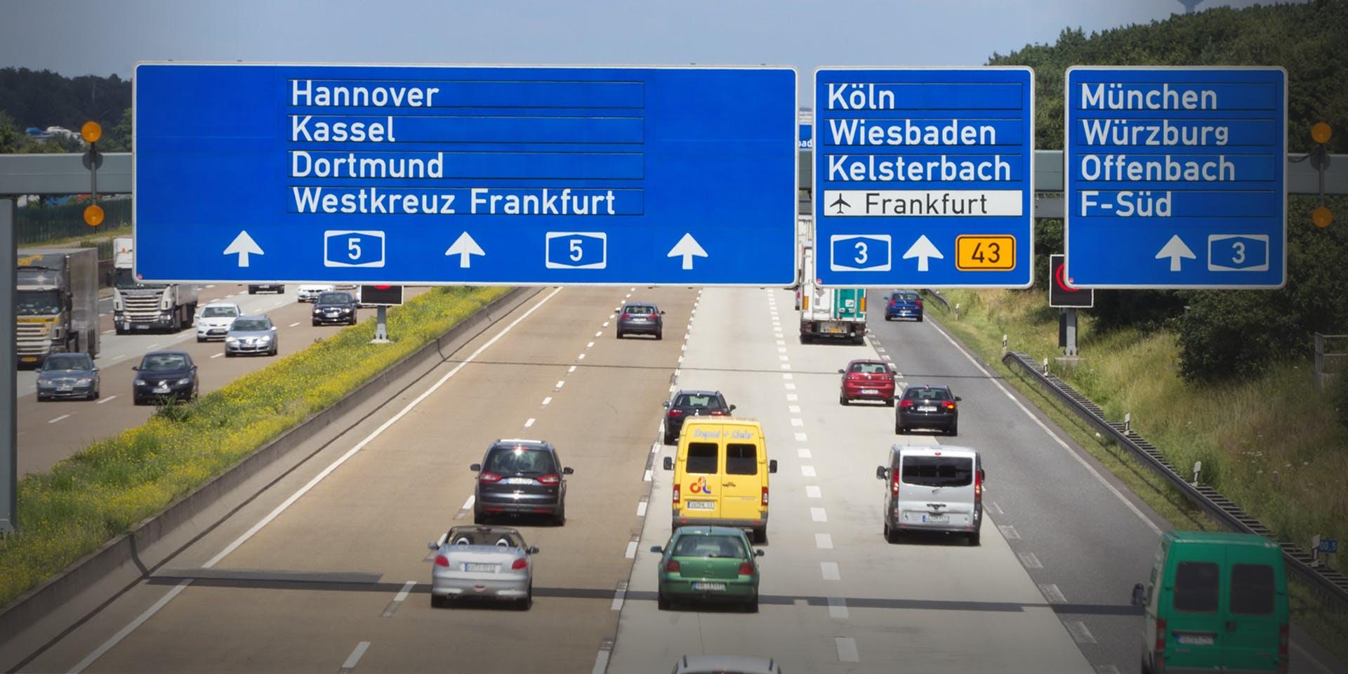 Cao tốc Autobahn