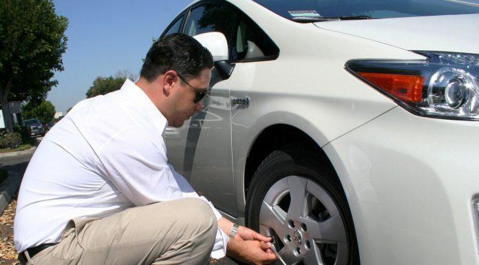 kiểm tra an toàn xe