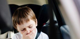 Mắc bệnh do ngồi xe bẩn