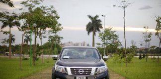 Triệu hồi Nissan Navara