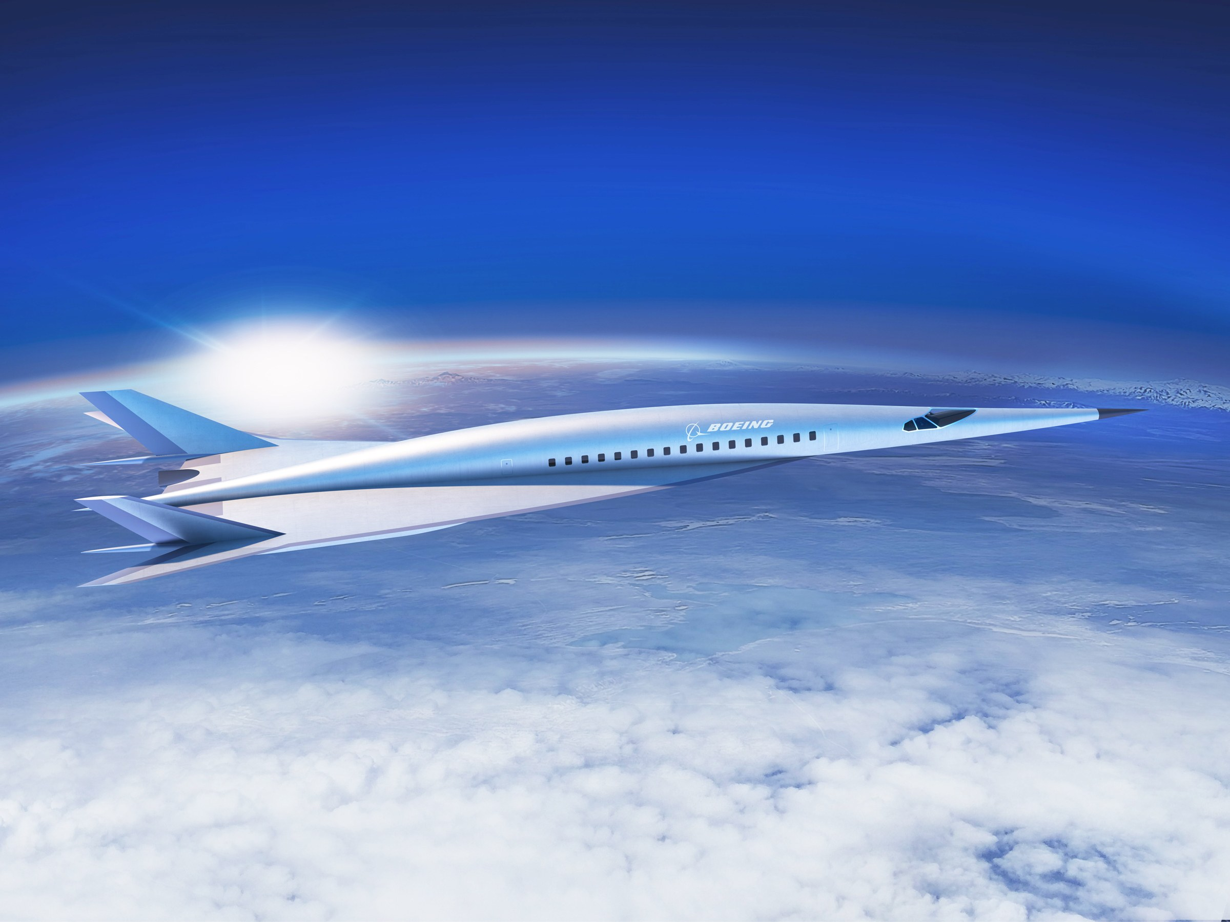 Boeing concept
