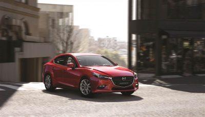 Mazda3 khuyến mãi tháng 7