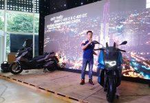 ra mắt tay ga BMW Motorrad