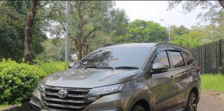 Triệu hồi Toyota Rush