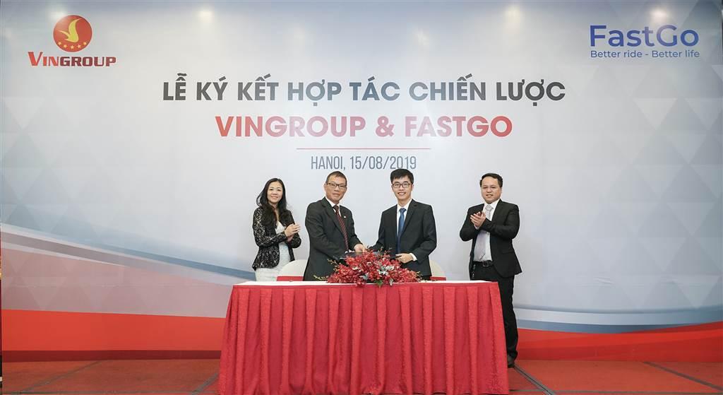 VinFast FastGo