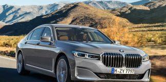 BMW 7 series điện