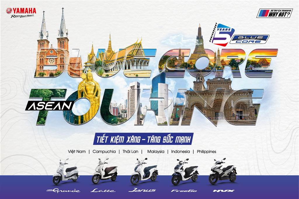 Asean Blue Core Touring