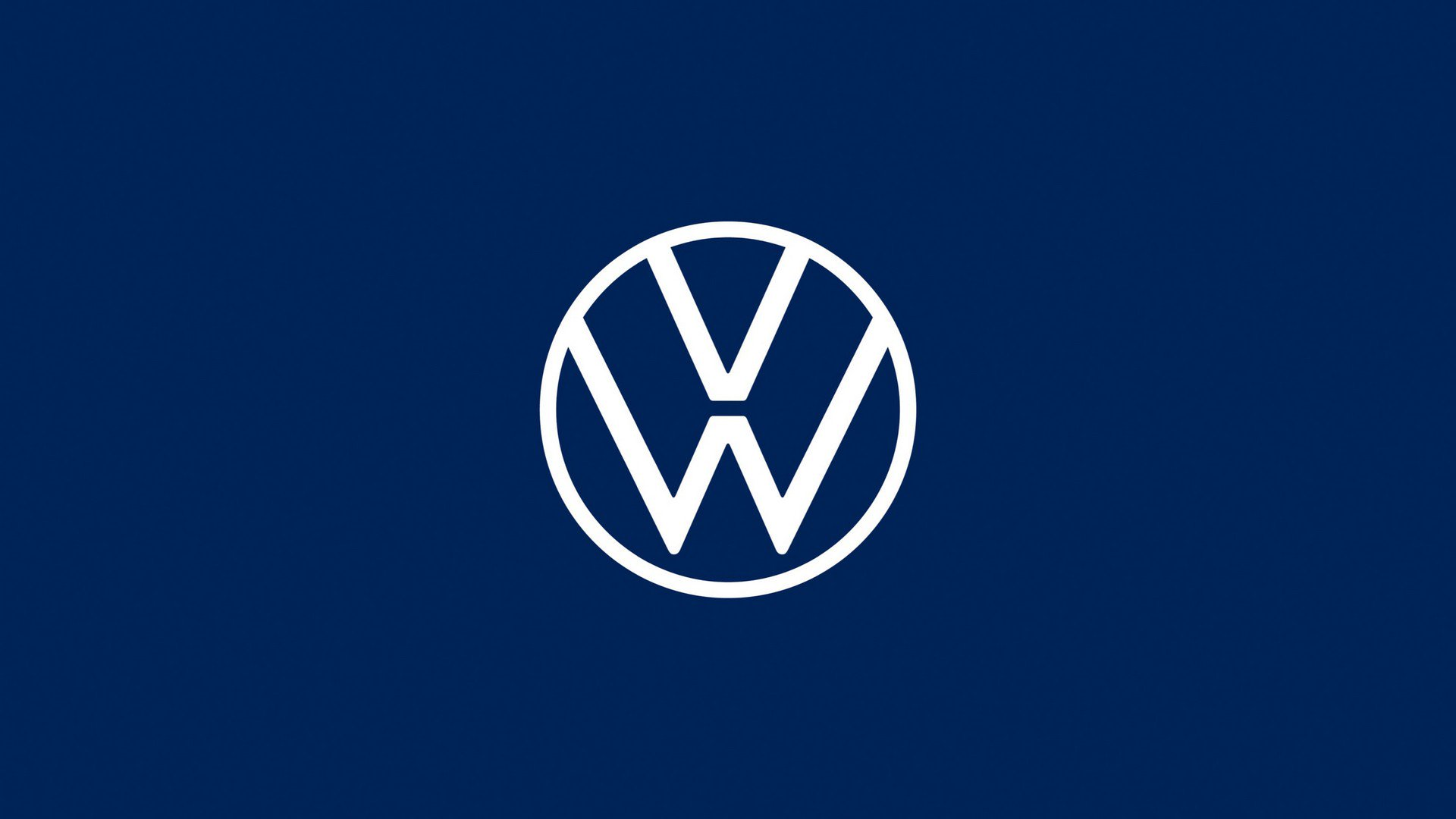 logo mới Volkswagen