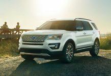 Triệu hồi Ford Explorer