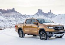 Triệu hồi Ford Ranger