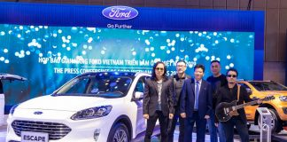 Ford VMS 2019