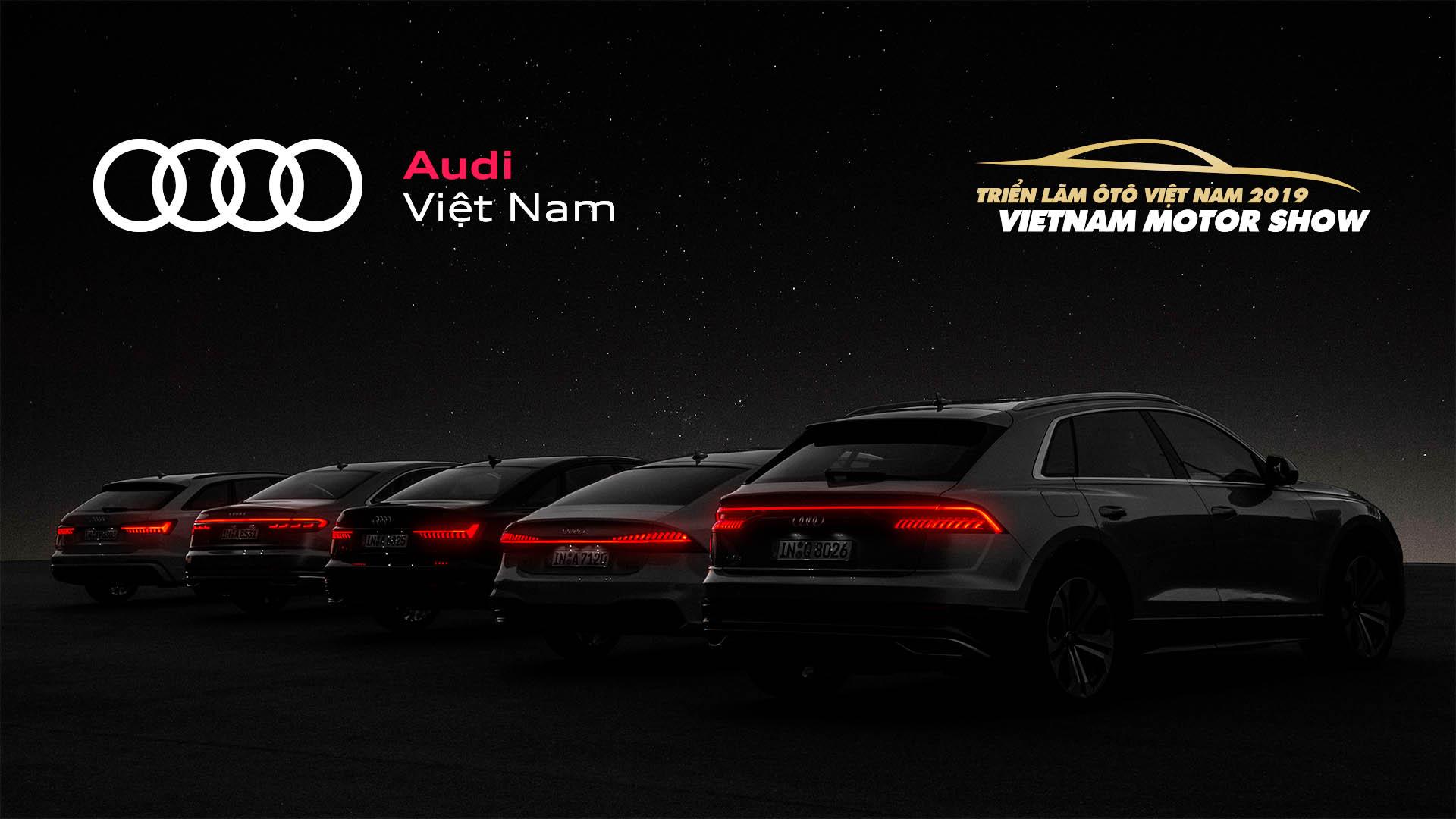 Audi VMS 2019