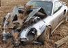 Porsche 911 tai nạn