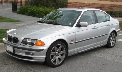 BMW triệu hồi xe
