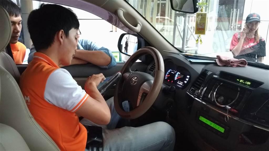 Car care Unitour 2019