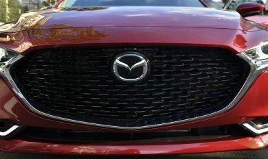 Chi tiết Mazda3 2019