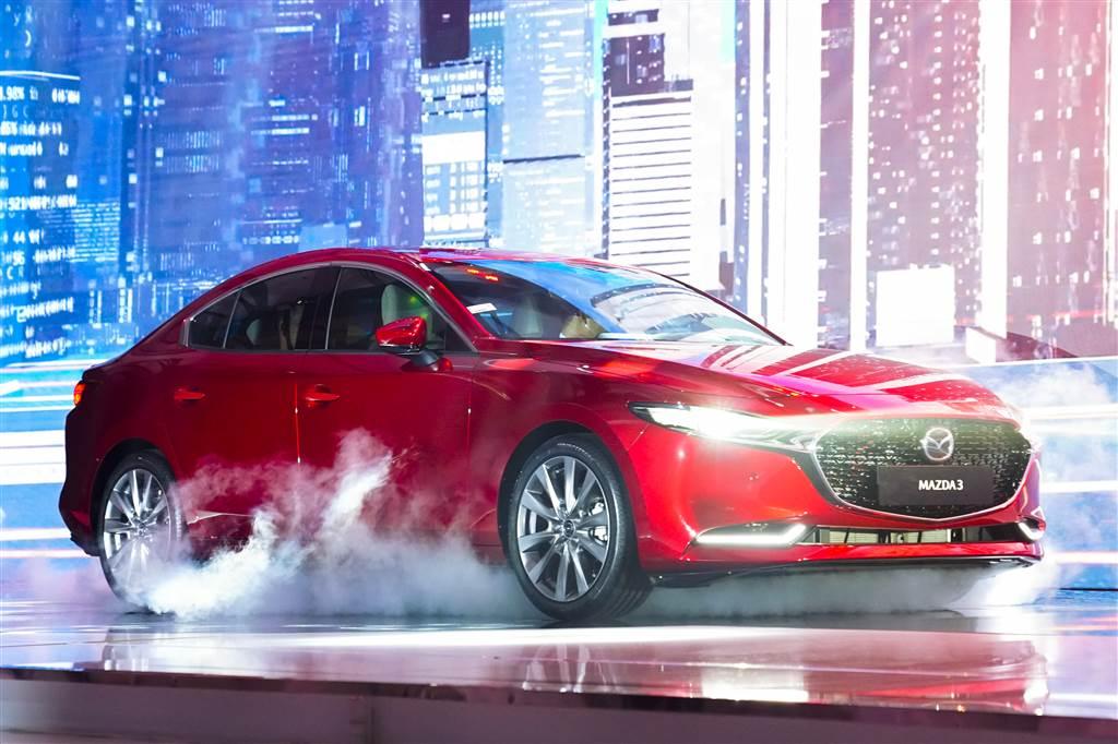 Mazda 3 All News