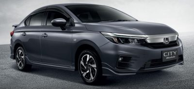 Honda City 2020 độ