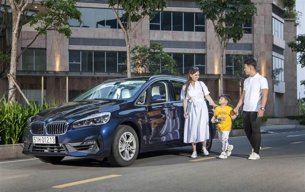 BMW ưu đãi cuối năm