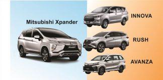 Xpander lật đổ Toyota