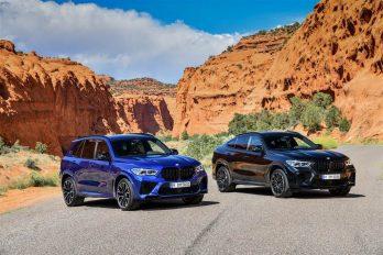 BMW X6 M và X5 M