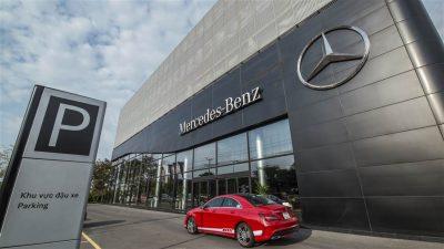 Mercedes-Benz Vietnam Star Bình Dương