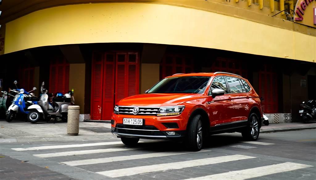 Volkswagen Việt Nam tặng phí trước bạ