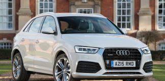 Triệu hồi Audi Q3