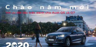 Audi ưu đãi Q5 Q7