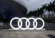 Audi SAIC