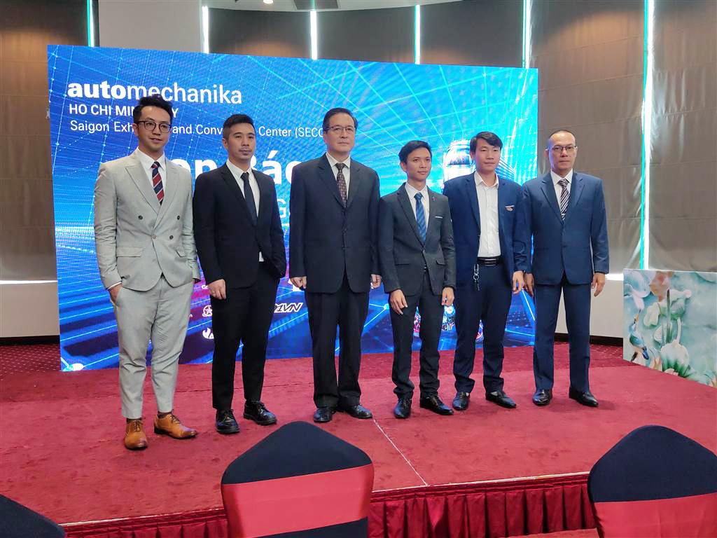 Automechanika Tp. Hồ Chí Minh 2020