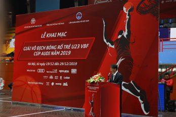 Giải Vô địch bóng rổ trẻ U23 VBF Cúp Audi