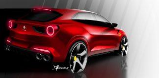 Purosangue SUV Ferrari