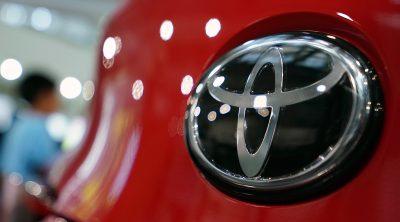 Túi khí Toyota