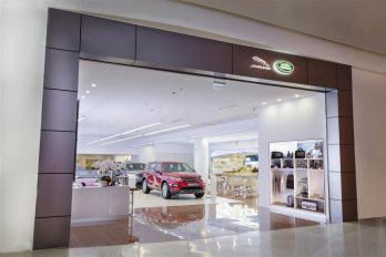 Khu Trưng bày Jaguar Land Rover Quận 7