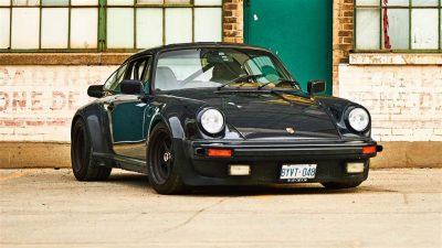 Porsche 911 cổ
